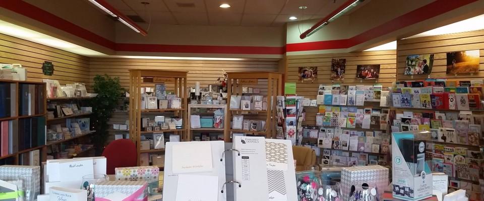 paperbag - inside store